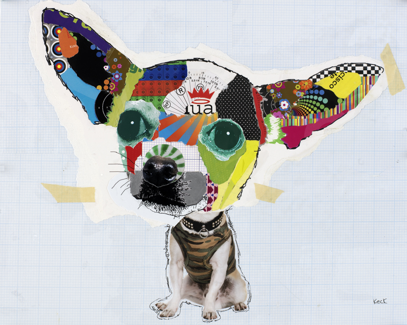 DOG ART | Modern & contemporary dog art, dog gifts & dog ...