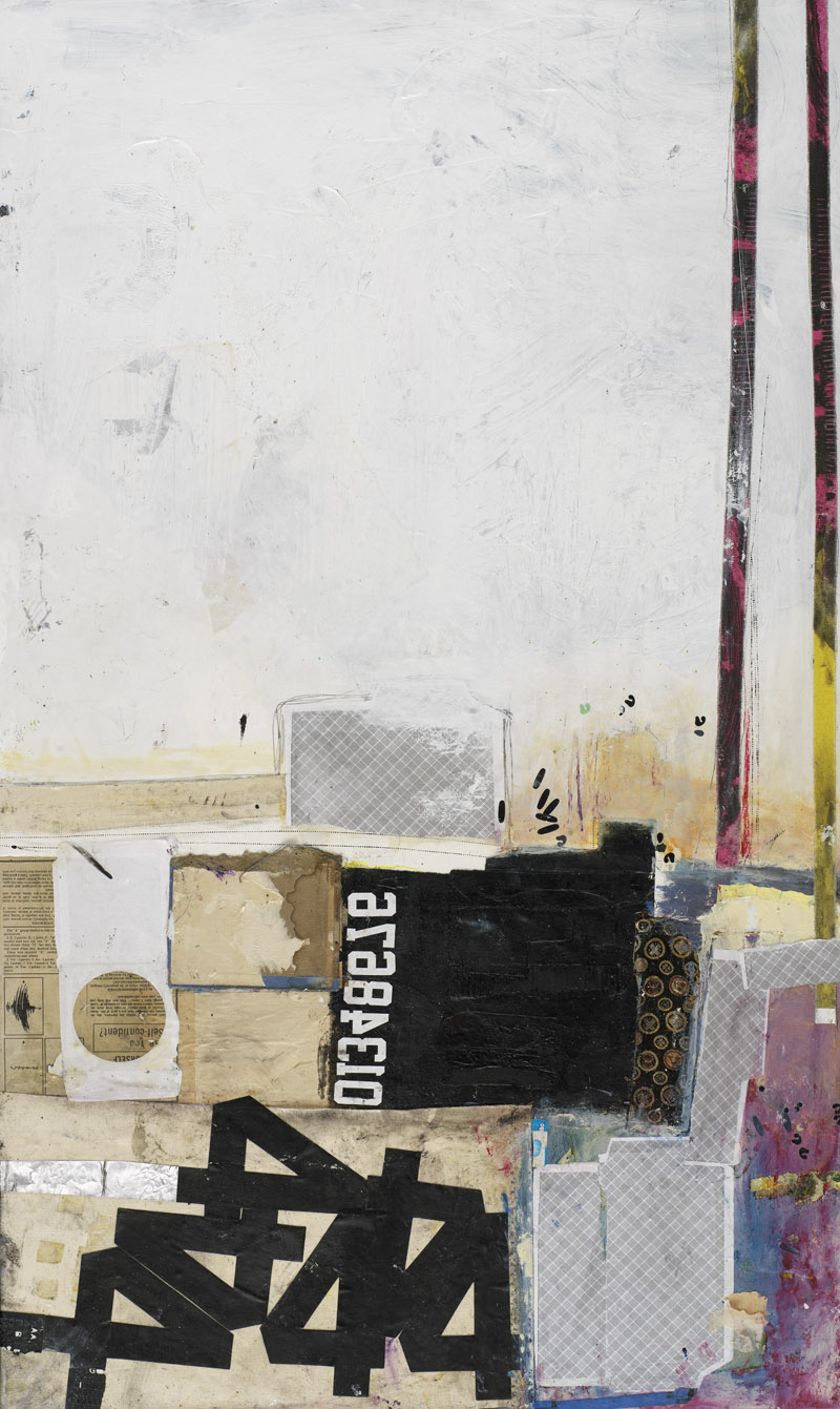 abstract art mixed media by keck