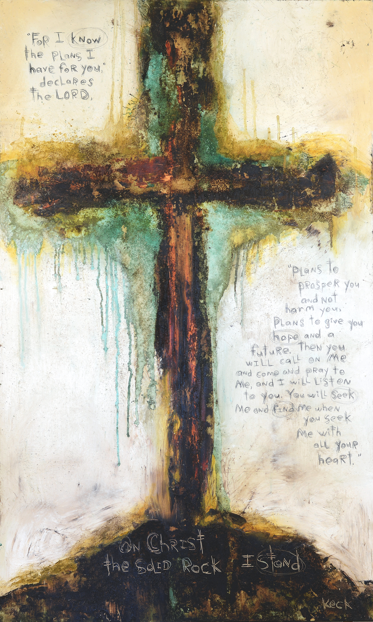 cross art print, religious cross art, abstract cross art painting, cross art giclee print, painting of a cross, art print with cross, cross art, crucifix art