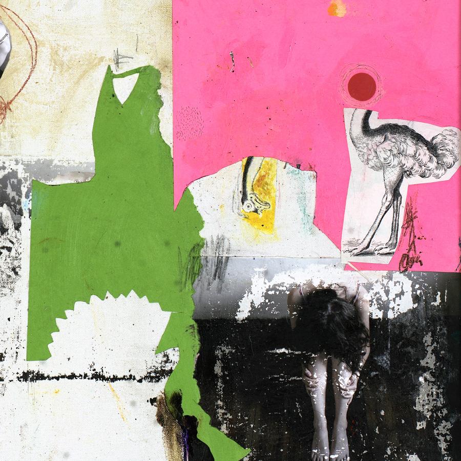 abstract art, abstract art painting, abstract art paintings, michel keck, sign of weakness series